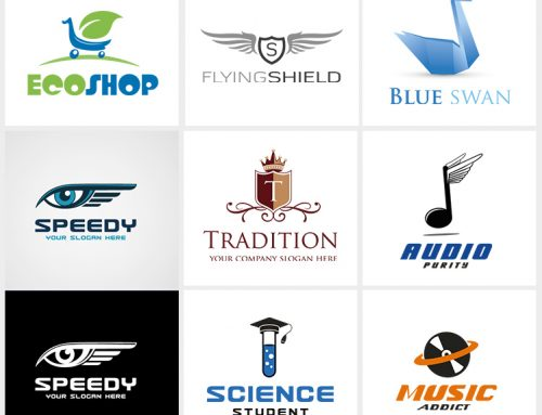 Conception de logos personnalisables (client : Stocklogos)